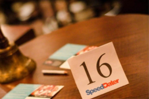 Types of speed dating events